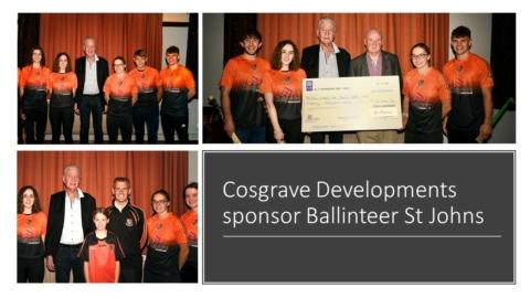 Cosgrave Developments – always behind BSJ